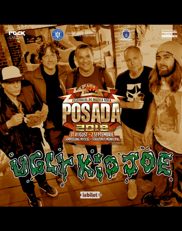 UGLY KID JOE la POSADA ROCK 2018