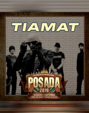 TIAMAT la Posada Rock 2019!