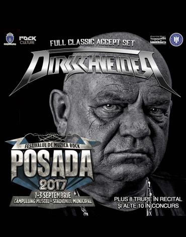 Udo DIRKSCHNEIDER la Posada Rock 2017 (full classic ACCEPT set)