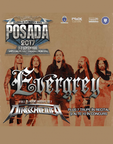 EVERGREY la Posada Rock 2017
