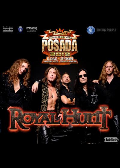 ROYAL HUNT, încă un nume important pe afișul Posada Rock 2018