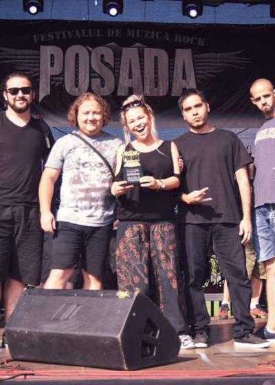 ALPHA Q din Sibiu - Marele Premiu la Posada Rock Festival 2018