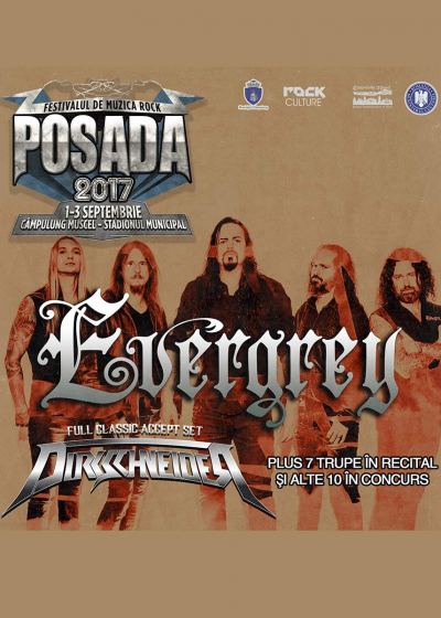 EVERGREY la Posada Rock 2017