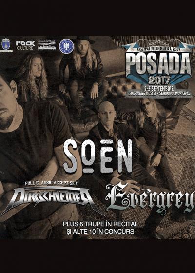 SOEN la Posada Rock 2017