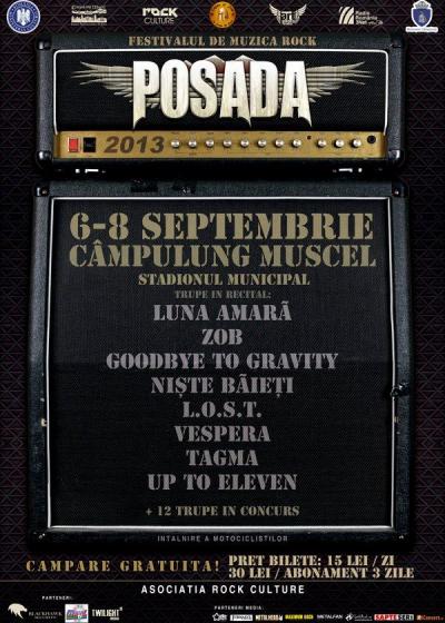 Posada ROCK 2013