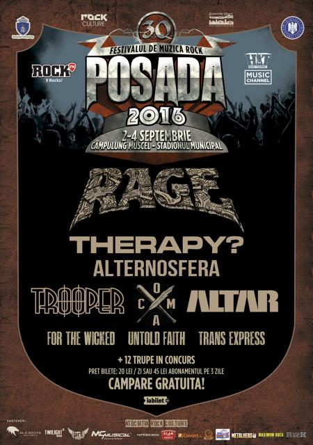 Posada ROCK 2016