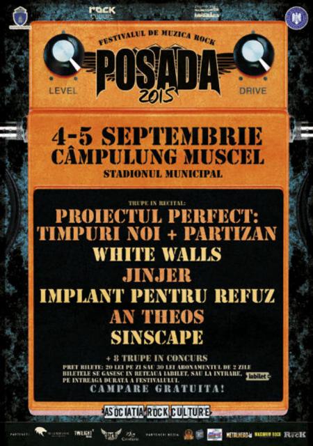 Posada ROCK 2015