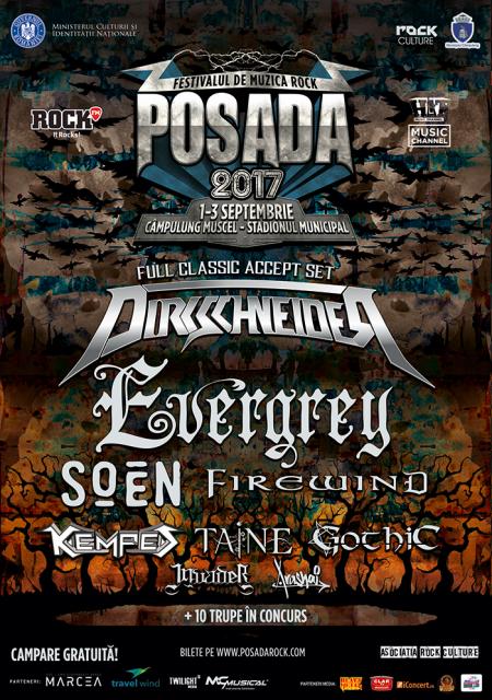 Posada ROCK 2017